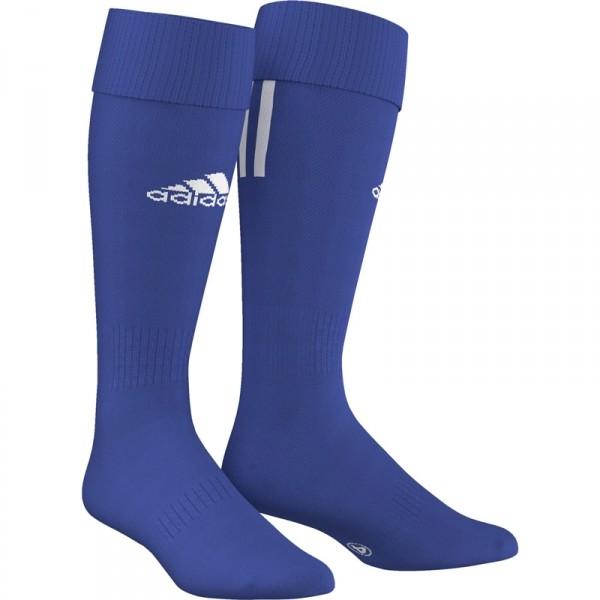 adidas SANTOS 3-STRIPE modrá 37-39 - Futbalové štulpne