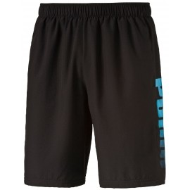 Puma FUN BIG LOGO WOVEN - Men's shorts