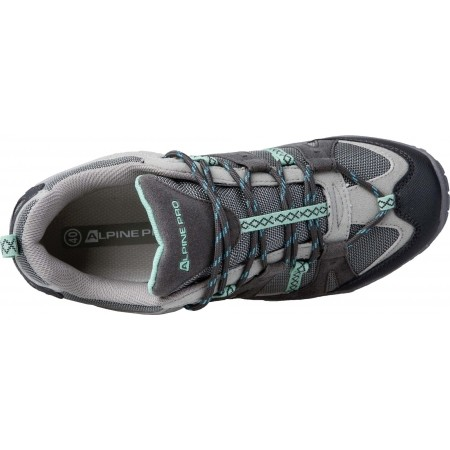 Women's trekking shoes - ALPINE PRO MAGGOTT - 5