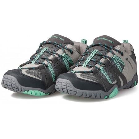 Women's trekking shoes - ALPINE PRO MAGGOTT - 2