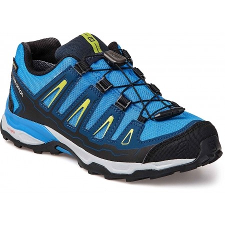 8068ab58458 Dětská outdoorová obuv - Salomon X-ULTRA GTX J - 1