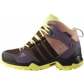 adidas AX2 MID CP K - Detská treková obuv