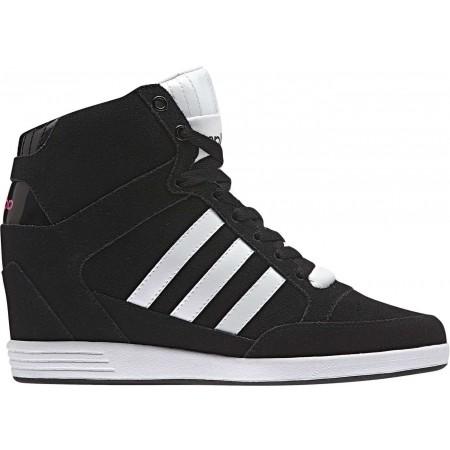 168ac92288e Vycházková dámská obuv - adidas SUPER WEDGE W - 1