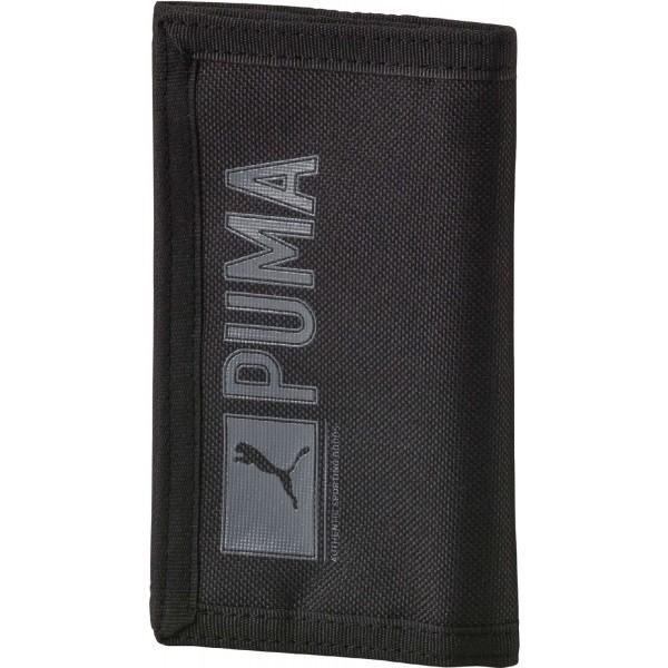 Puma PIONEER WALLET černá UNI - Peněženka