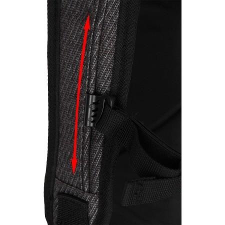 City backpack - Willard EDIE25-U6A GREY BACKPACK - 3