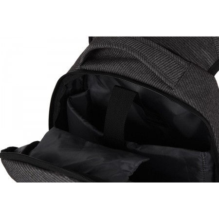 City backpack - Willard EDIE25-U6A GREY BACKPACK - 4