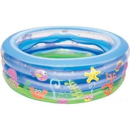 Nafukovací bazén - Bestway SUMMER WAVE CRYSTAL POOL - 1