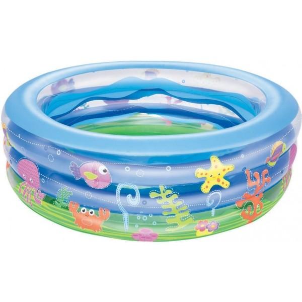 Bestway SUMMER WAVE CRYSTAL POOL - Nafukovací bazén
