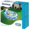 Piscină gonflabilă - Bestway SUMMER WAVE CRYSRAL POOL - 3