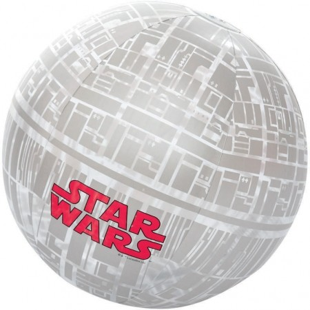 Inflatable ball - Bestway SPACE STATION BEACH BALL - 1