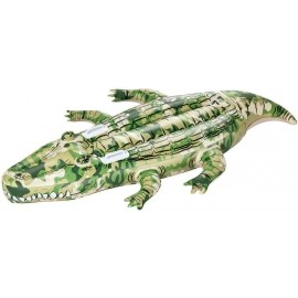 Bestway CAMO CROCODILE RIDER - Crocodile-pool toy