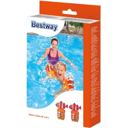 Inflatable armbands - Bestway LITTLE FISH ARMBANDS - 2