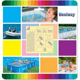 Bestway UNDERWATER ADHESIVE REPAIR - Petice pentru reparat