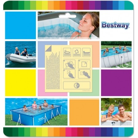Repair set - Bestway UNDERWATER ADHESIVE REPAIR