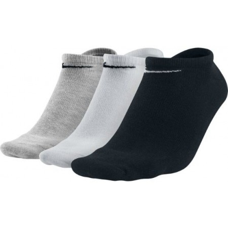 Nike SX2554-901 3PPK VALUE NO SHOW - Socken