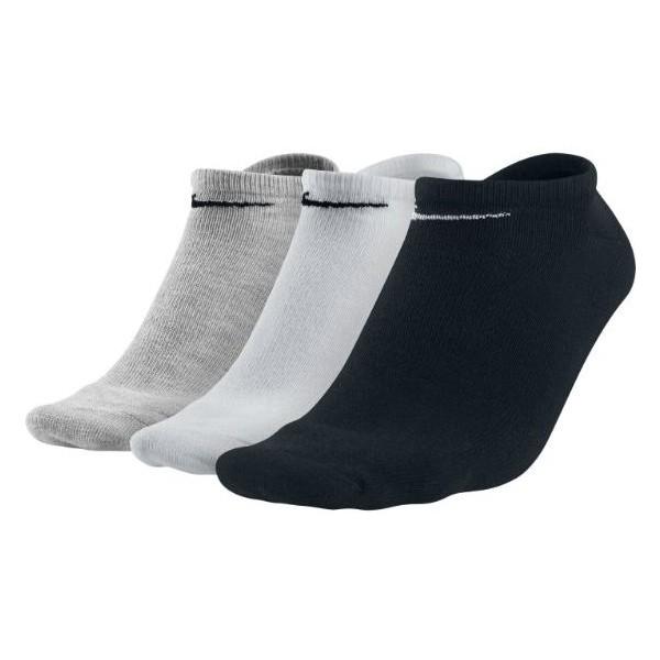 Nike 3PPK VALUE NO SHOW - Ponožky