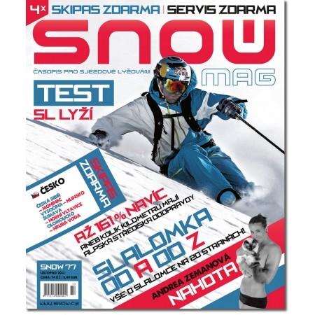 Časopis Snow - Časopis Snow - Sportisimo Časopis Snow - 4