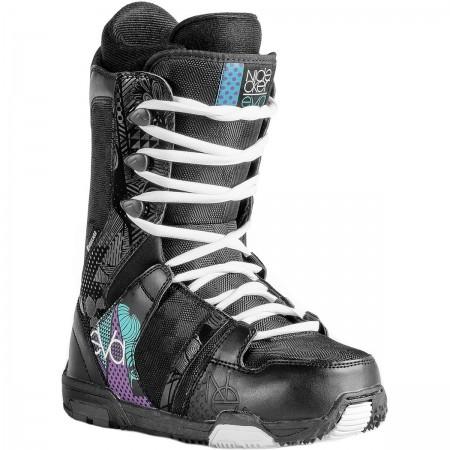 EVA LACE - Bocanci snowboard de damă - Nidecker EVA LACE