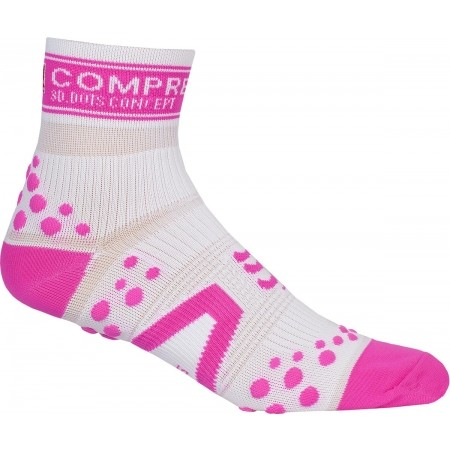Běžecké ponožky - Compressport RUN HI - 3