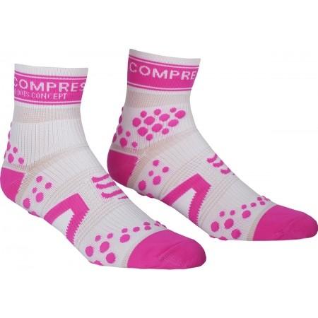 Běžecké ponožky - Compressport RUN HI - 4