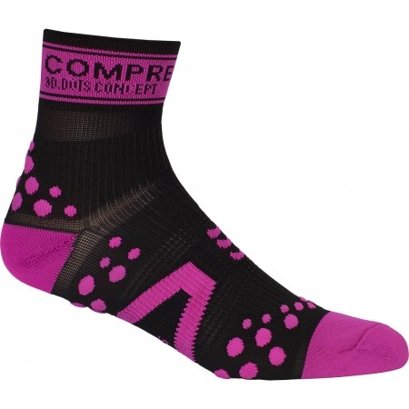 Běžecké ponožky - Compressport RUN HI - 11