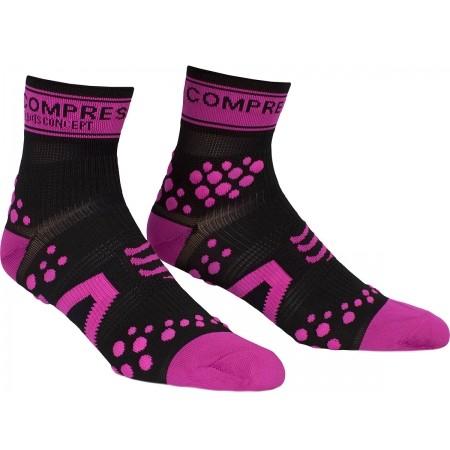 Běžecké ponožky - Compressport RUN HI - 12