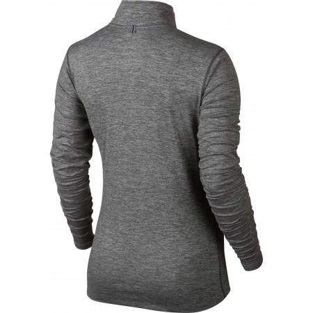 Dámske bežecké tričko - Nike NIKE ELEMENT HALF ZIP - 2
