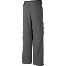 Columbia SILVER RIDGE III CONVERTIBLE PANT - Pantaloni funcționali băieți