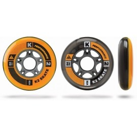 K2 WHEEL 8-PACK 84-82A + ILQ7 SPACER - Set de roți și rulmenți