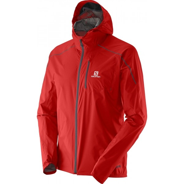 Salomon WINDSTOPPER ACTIVE JACKET M - Pánska bunda
