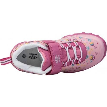 Dievčenská vychádzková obuv - Umbro ROWLS - 5