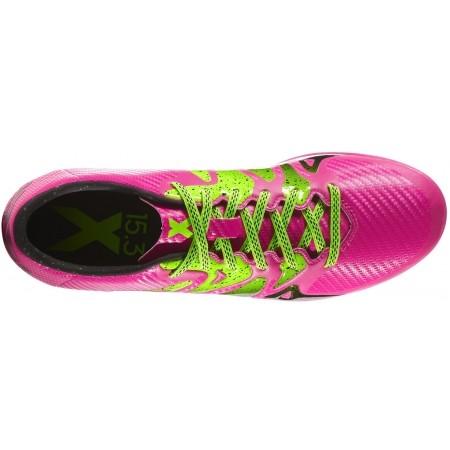 Мъжки футболни обувки adidas - adidas X 15.3 TF - 2