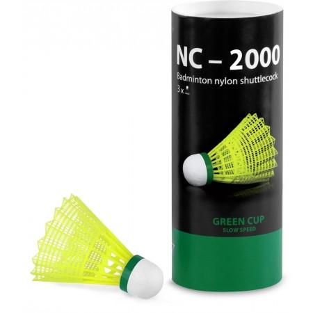 Fluturași de badminton - Tregare NC-2000 SLOW - 3BUC