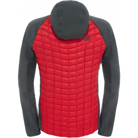 Мъжко яке - The North Face THERMOBALL HYBRID HOODIE M - 2