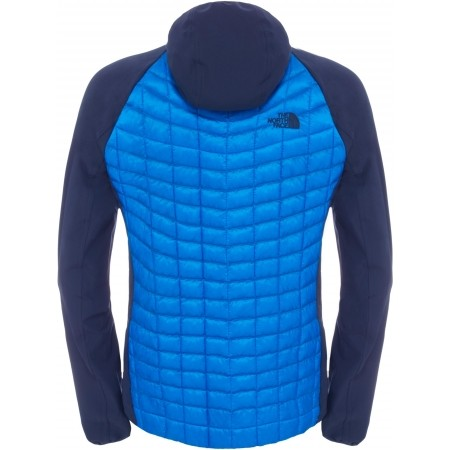 Мъжко яке - The North Face THERMOBALL HYBRID HOODIE M - 4