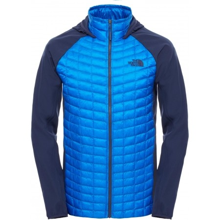 Мъжко яке - The North Face THERMOBALL HYBRID HOODIE M - 3