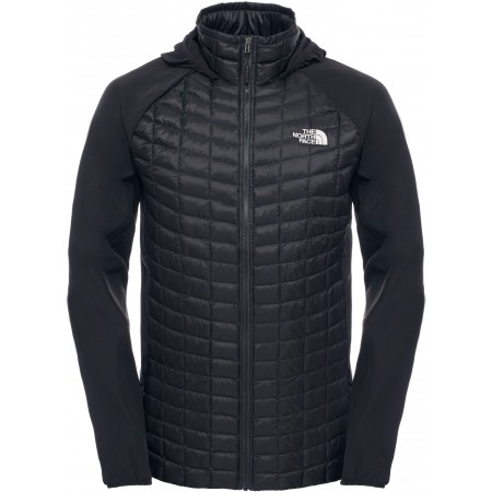 Мъжко яке - The North Face THERMOBALL HYBRID HOODIE M - 1