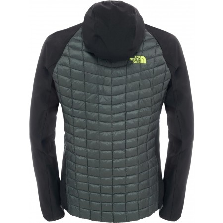 Мъжко яке - The North Face THERMOBALL HYBRID HOODIE M - 8