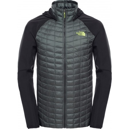 Мъжко яке - The North Face THERMOBALL HYBRID HOODIE M - 7
