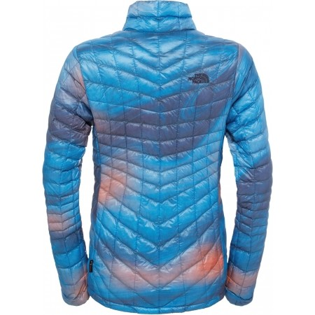 Дамско яке - The North Face THERMOBALL FULL ZIP JACKET W - 2