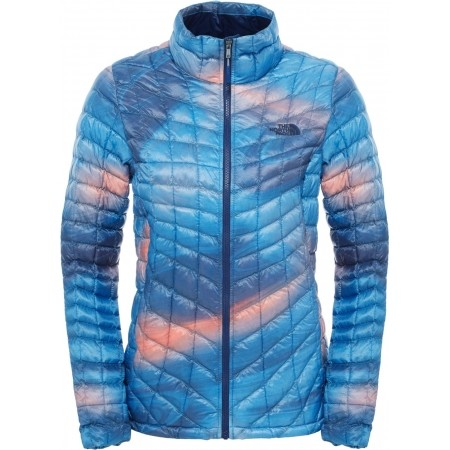 Дамско яке - The North Face THERMOBALL FULL ZIP JACKET W - 1