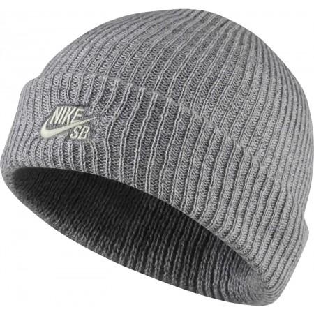 Pletená čepice - Nike SB FISHERMAN BEANIE - 1