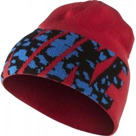 Nike NSW CAMO SPILL BEANIE - Zimní čepice