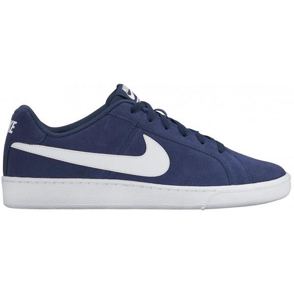 Nike COURT ROYALE SUEDE - Pánska voľnočasová obuv
