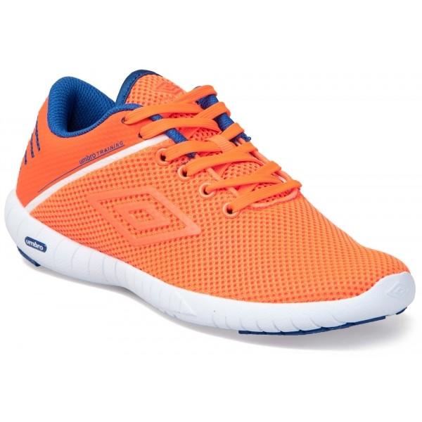 Umbro RUNNER 3 W oranžová 7 - Dámská běžecká obuv