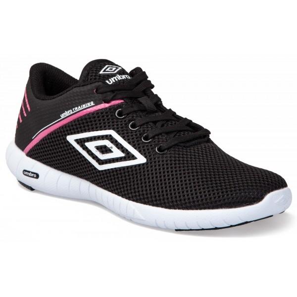 Umbro RUNNER 3 W černá 7.5 - Dámská běžecká obuv