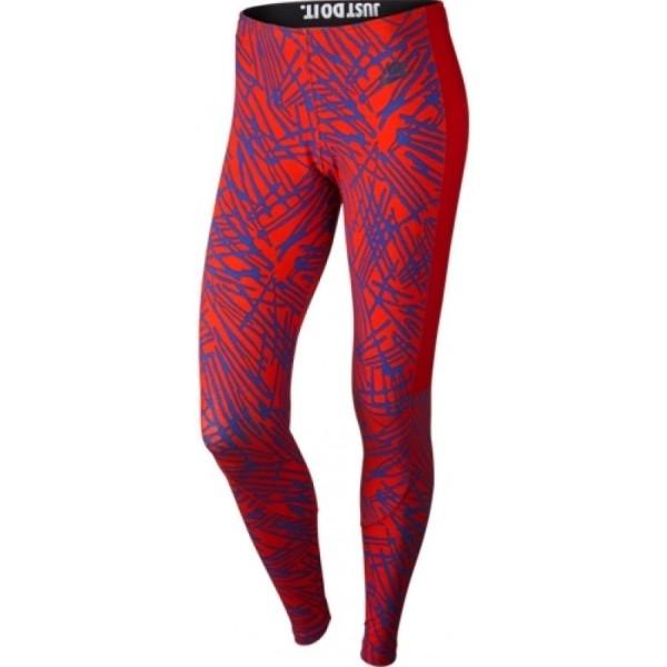 Nike LEG A SEE AOP FTW - Dámske legíny - Nike
