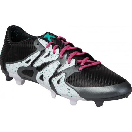 Ghete fotbal pentru bărbați - adidas X 15.3 FG/AG - 3