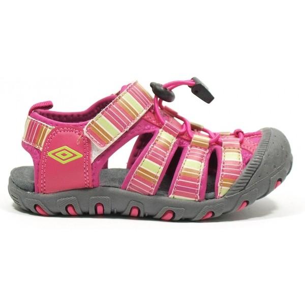 Umbro SEDO žlutá 37 - Dívčí sandály