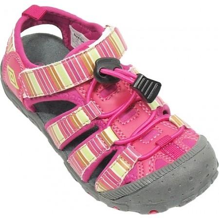 Dievčenské sandále - Umbro SEDO - 2